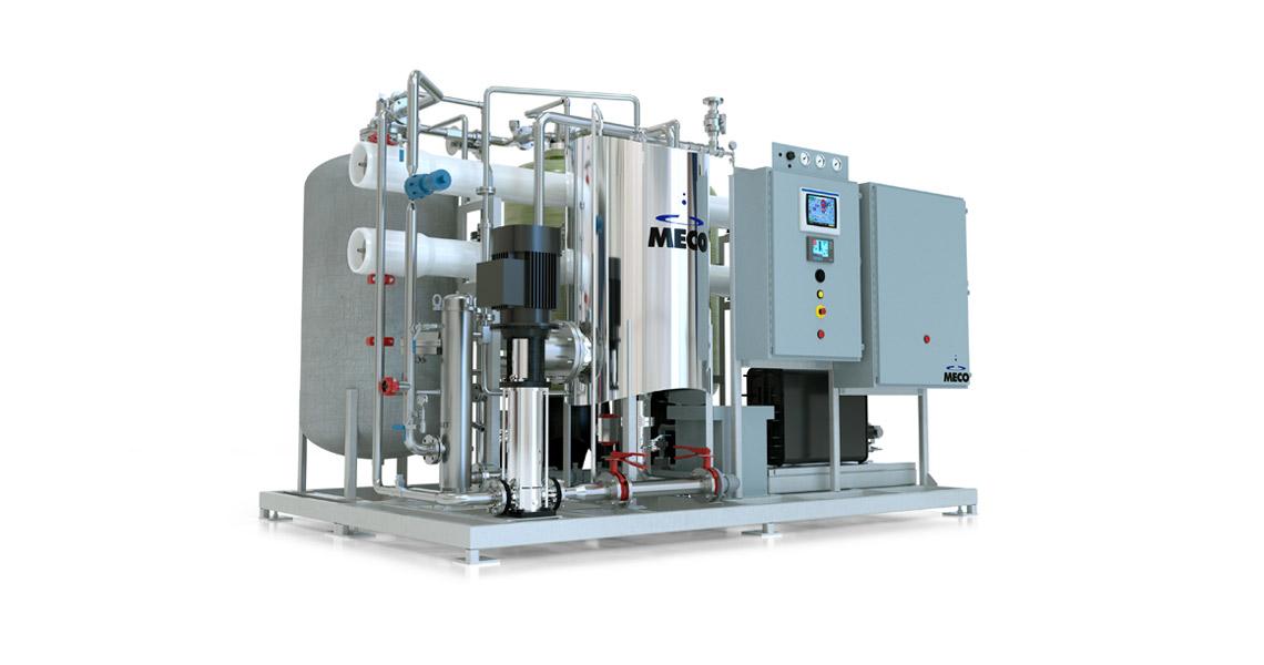 MECO Food and Beverage Masterpak Machine