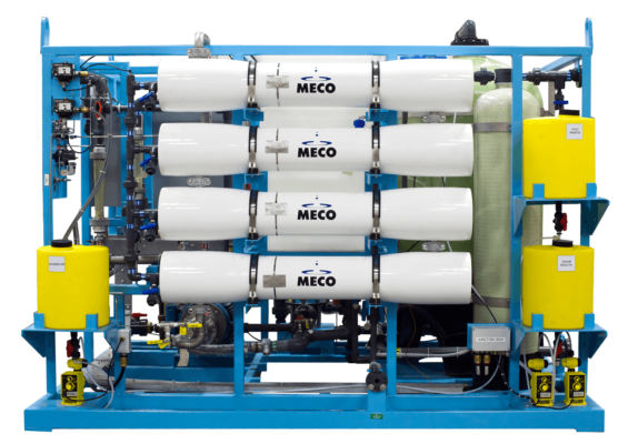 Industrial Solutions for Water Purification | MECO