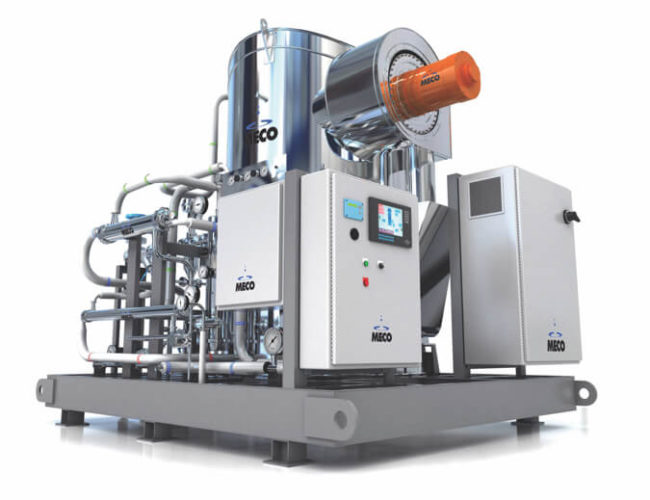Vapor Compression Systems Pharmaceutical Water Solutions