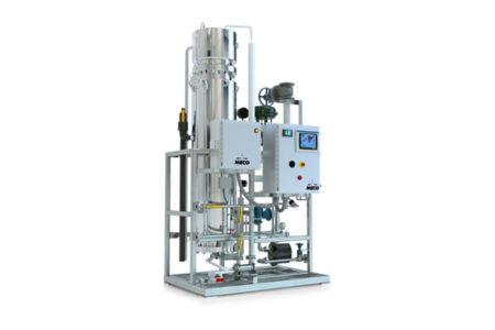 Biopharmaceutical Pure steam generator