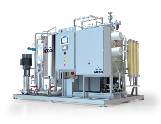 Membrane-based Reverse Osmosis System for WFI Production