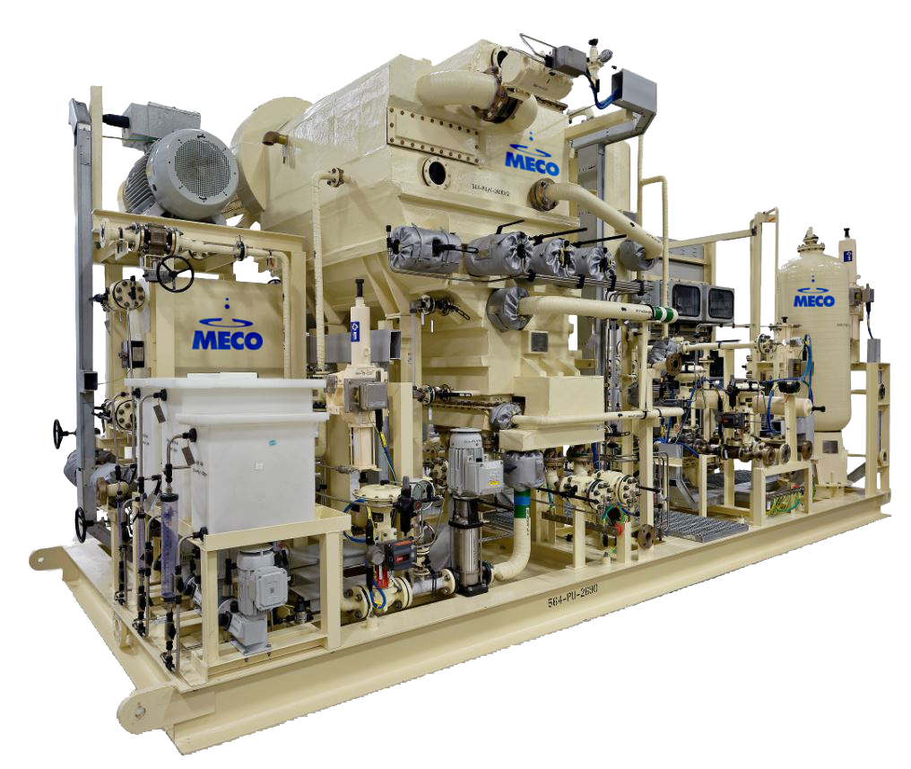 MECO M3C Vapor Compression Unit