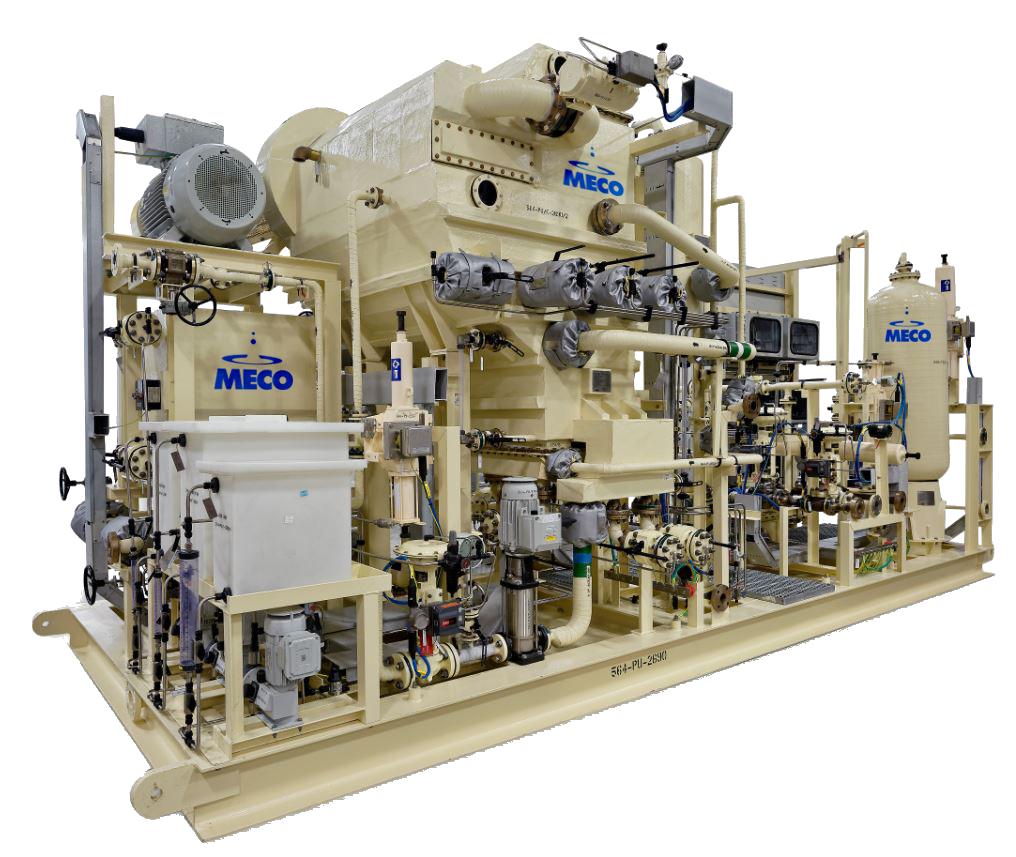 MECO M3C Vapor Compression Unit
