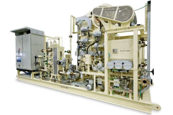 MECO Desalination Unit