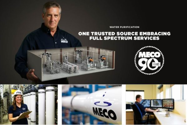 MECO Celebrates 90 Year History of Water Purification