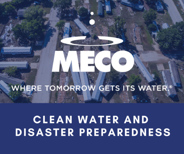 MECO clean water disaster preparedness