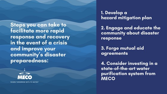 Develop mutual aid and assistance agreements