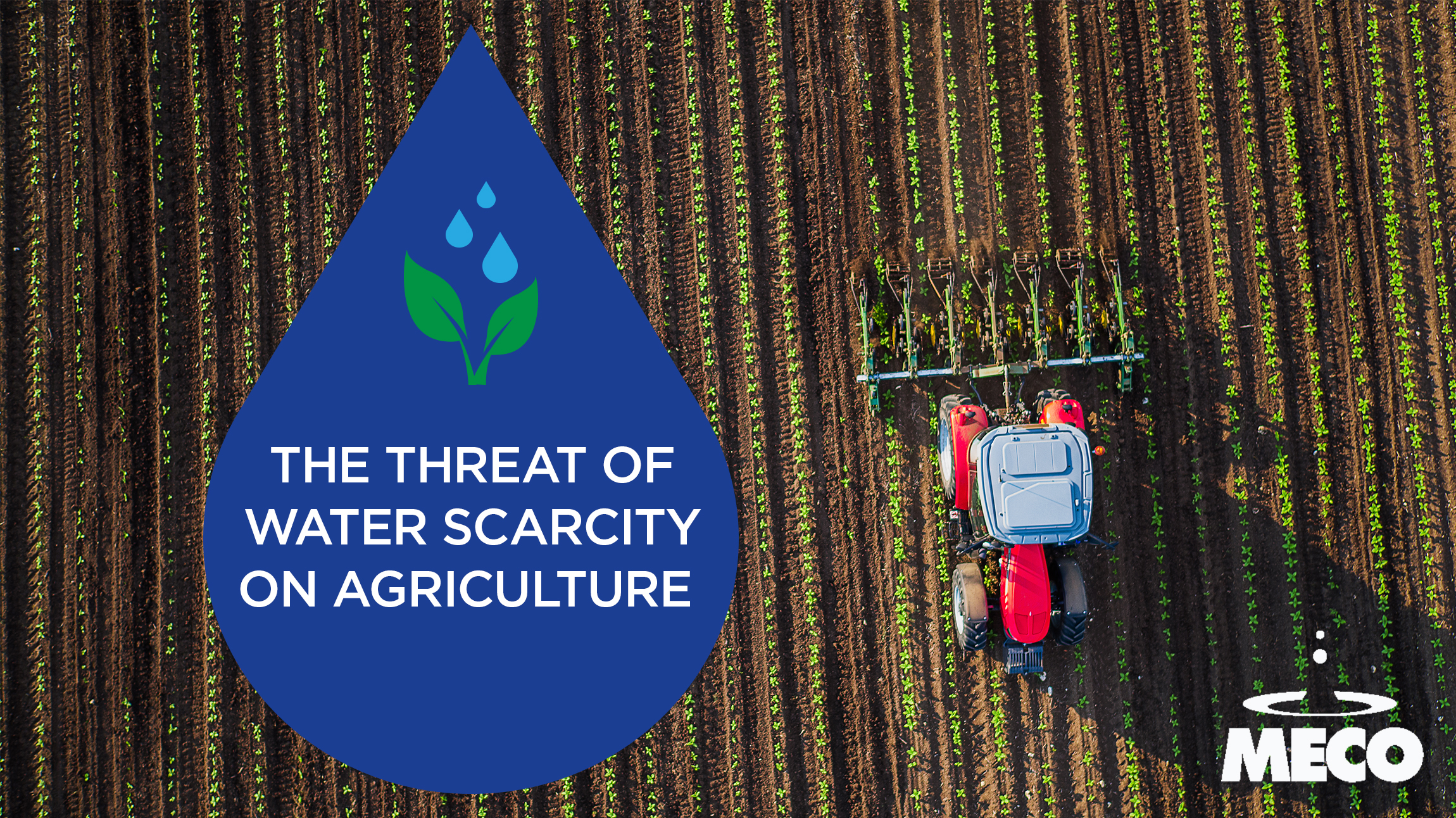 threat of water scarcity