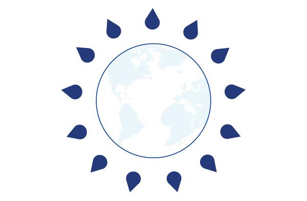 MECO world graphic