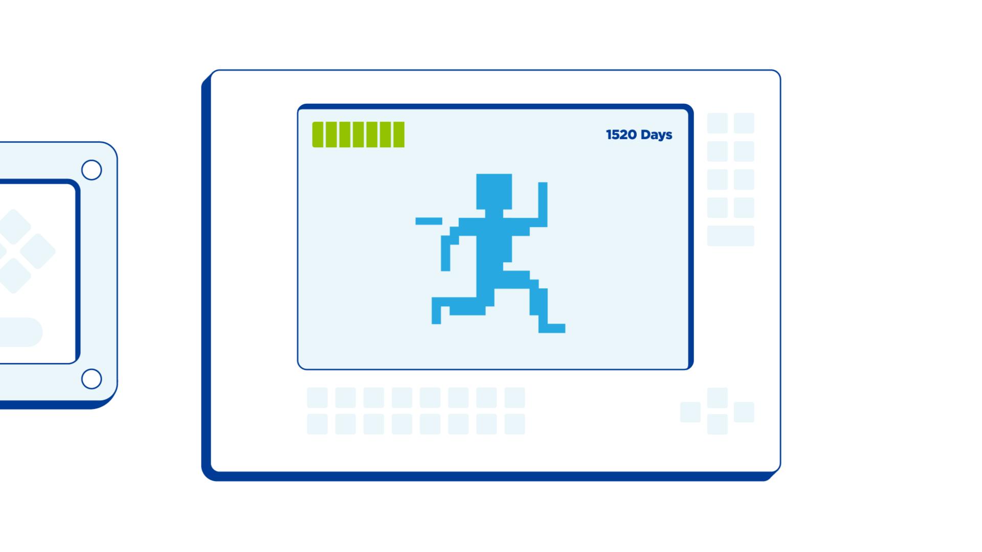Illustration of control system